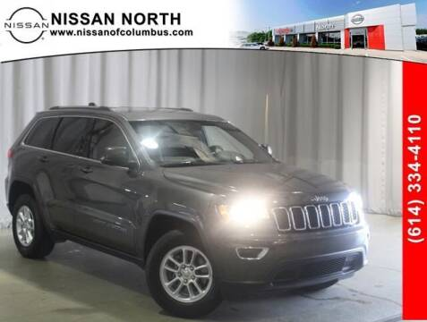 2019 Jeep Grand Cherokee for sale at Auto Center of Columbus in Columbus OH