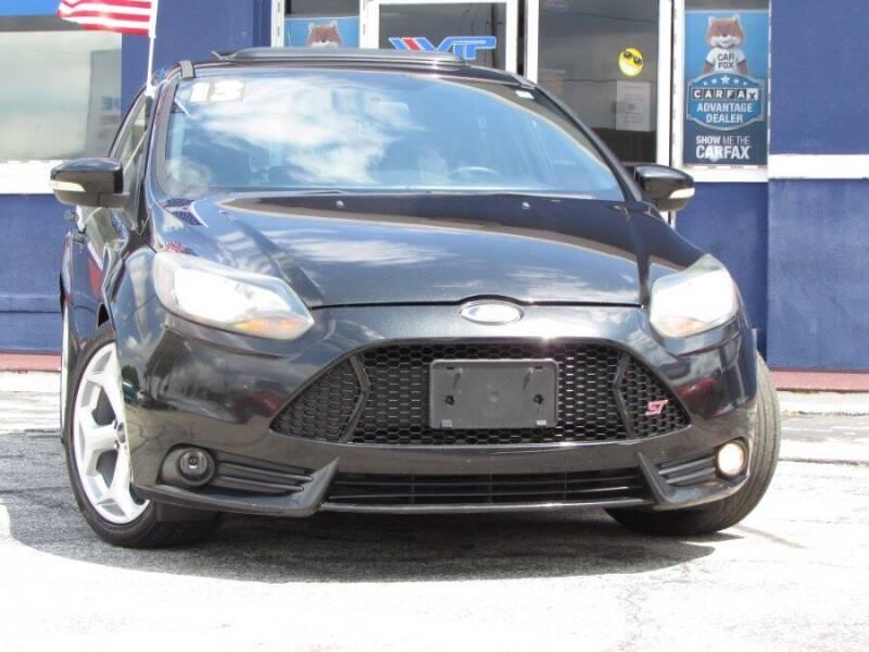 2013 Ford Focus for sale at VIP AUTO ENTERPRISE INC. in Orlando FL