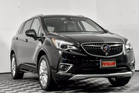 2019 Buick Envision for sale at Washington Auto Credit in Puyallup WA