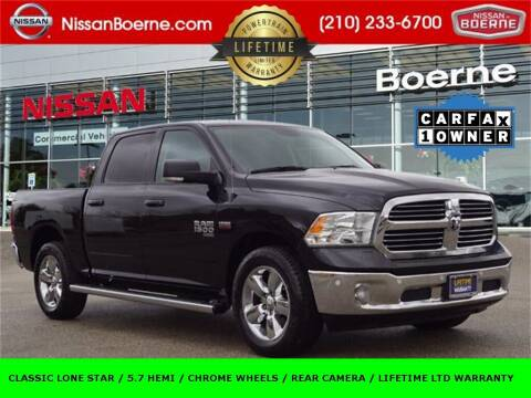 2019 RAM Ram Pickup 1500 Classic for sale at Nissan of Boerne in Boerne TX