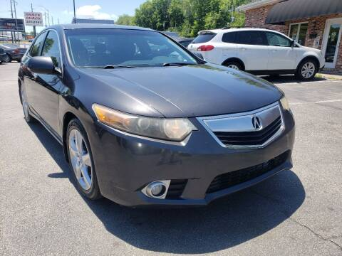 2012 Acura TSX for sale at Auto Choice in Belton MO