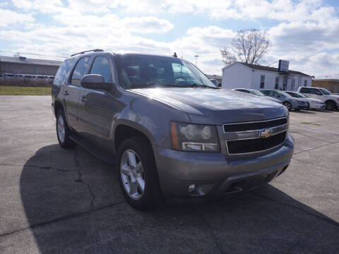 2008 Chevrolet Tahoe for sale at BLUE RIBBON MOTORS in Baton Rouge LA
