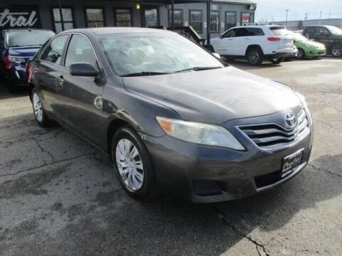 2011 Toyota Camry for sale at Central Auto in South Salt Lake UT