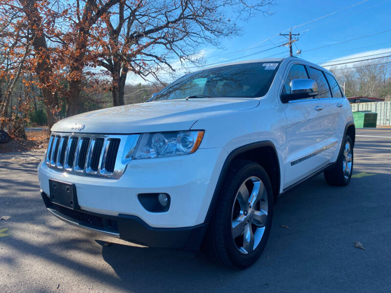 2012 Jeep Grand Cherokee for sale at Royal Crest Motors in Haverhill MA