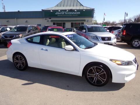2011 Honda Accord for sale at Jim O'Connor Select Auto in Oconomowoc WI