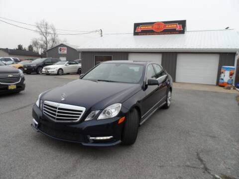 2013 Mercedes-Benz E-Class for sale at Grand Prize Cars in Cedar Lake IN