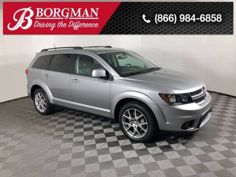 2017 Dodge Journey for sale at BORGMAN OF HOLLAND LLC in Holland MI