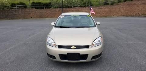 2011 Chevrolet Impala for sale at Lehigh Valley Autoplex, Inc. in Bethlehem PA