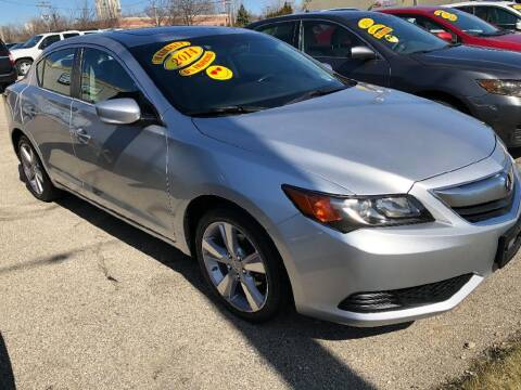 2014 Acura ILX for sale at Jose's Auto Sales Inc in Gurnee IL