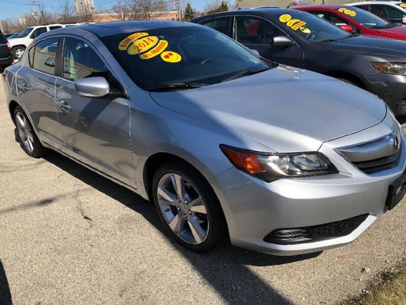 2014 Acura ILX for sale at Jose's Auto Sales Inc in Gurnee IL