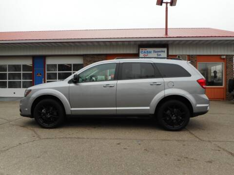 2018 Dodge Journey for sale at Twin City Motors in Grand Forks ND