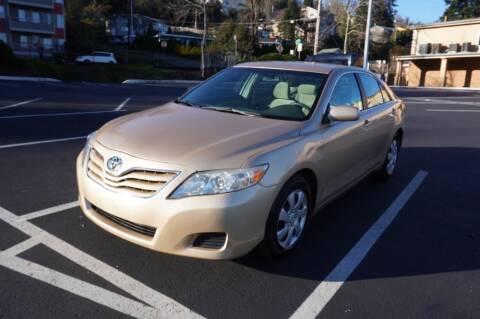 2010 Toyota Camry for sale at Precision Motors LLC in Renton WA