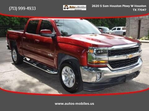 2018 Chevrolet Silverado 1500 for sale at AUTOS-MOBILES in Houston TX