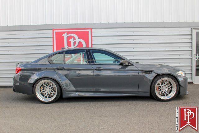 2013 BMW M5 7