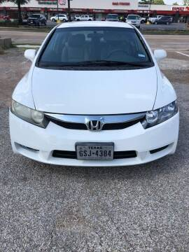 2011 Honda Civic for sale at SBC Auto Sales in Houston TX