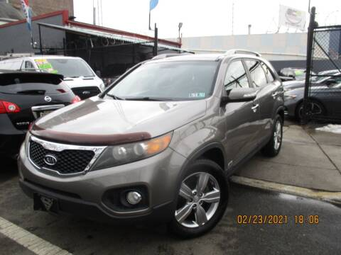 2012 Kia Sorento for sale at Newark Auto Sports Co. in Newark NJ
