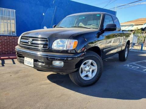 2001 Toyota Tundra for sale at GENERATION 1 MOTORSPORTS #1 in Los Angeles CA