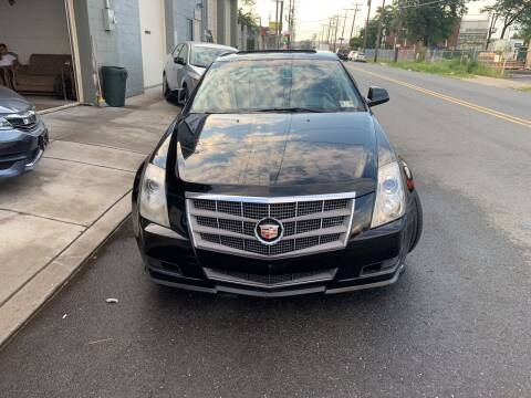 2009 Cadillac CTS for sale at SUNSHINE AUTO SALES LLC in Paterson NJ
