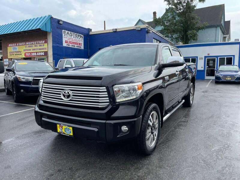 2014 Toyota Tundra for sale at AGM AUTO SALES in Malden MA
