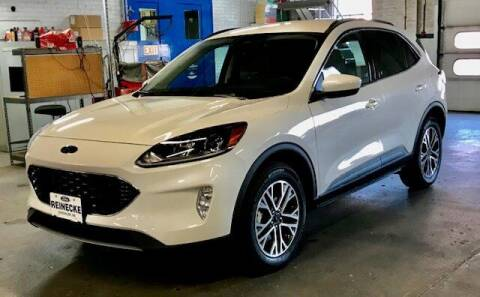 2020 Ford Escape for sale at Reinecke Motor Co in Schuyler NE