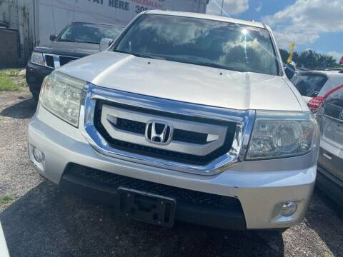 2011 Honda Pilot for sale at America Auto Wholesale Inc in Miami FL