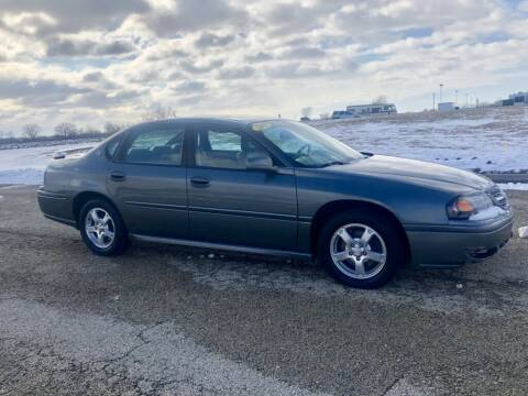 2005 Chevrolet Impala for sale at Alan Browne Chevy in Genoa IL