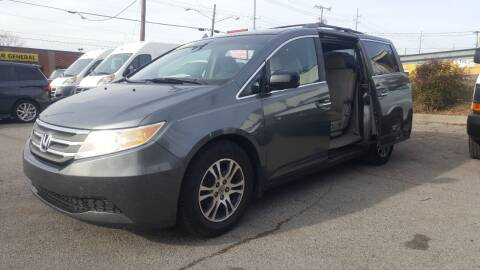 2011 Honda Odyssey for sale at A & A IMPORTS OF TN in Madison TN
