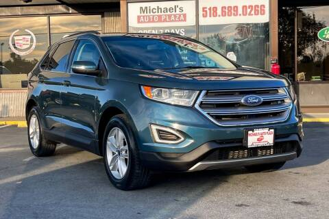 2016 Ford Edge for sale at Michael's Auto Plaza Latham in Latham NY
