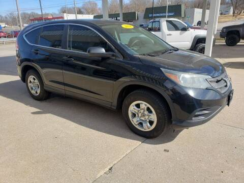 2014 Honda CR-V for sale at GRC OF KC in Gladstone MO