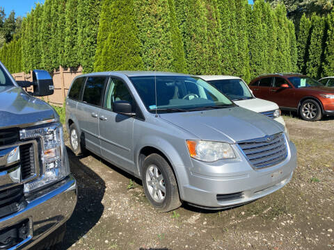 2010 Chrysler Town and Country for sale at VITALIYS AUTO SALES in Chicopee MA