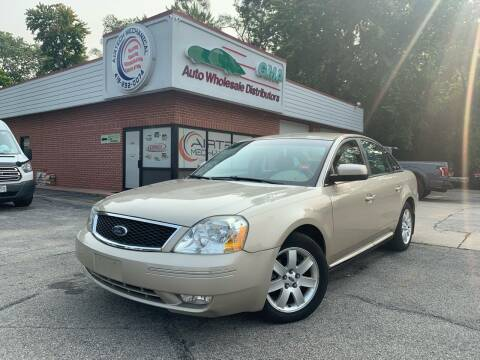 2006 Ford Five Hundred for sale at GMA Automotive Wholesale in Toledo OH