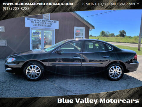 2009 Buick LaCrosse for sale at Blue Valley Motorcars in Stilwell KS