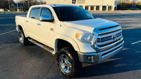 2014 Toyota Tundra for sale at H & B Auto in Fayetteville AR