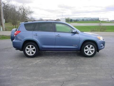 2009 Toyota RAV4 for sale at Westview Motors in Hillsboro OH