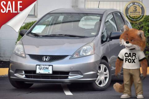 2009 Honda Fit for sale at JDM Auto in Fredericksburg VA
