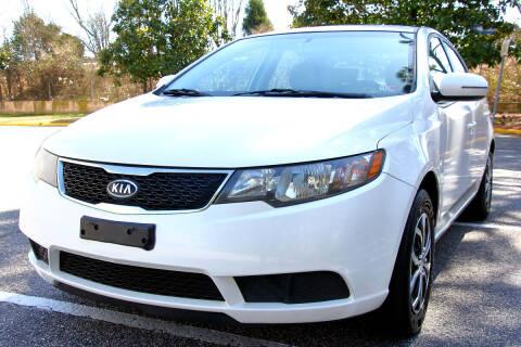 2012 Kia Forte for sale at Prime Auto Sales LLC in Virginia Beach VA