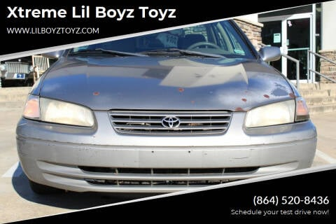 1997 Toyota Camry for sale at Xtreme Lil Boyz Toyz in Greenville SC