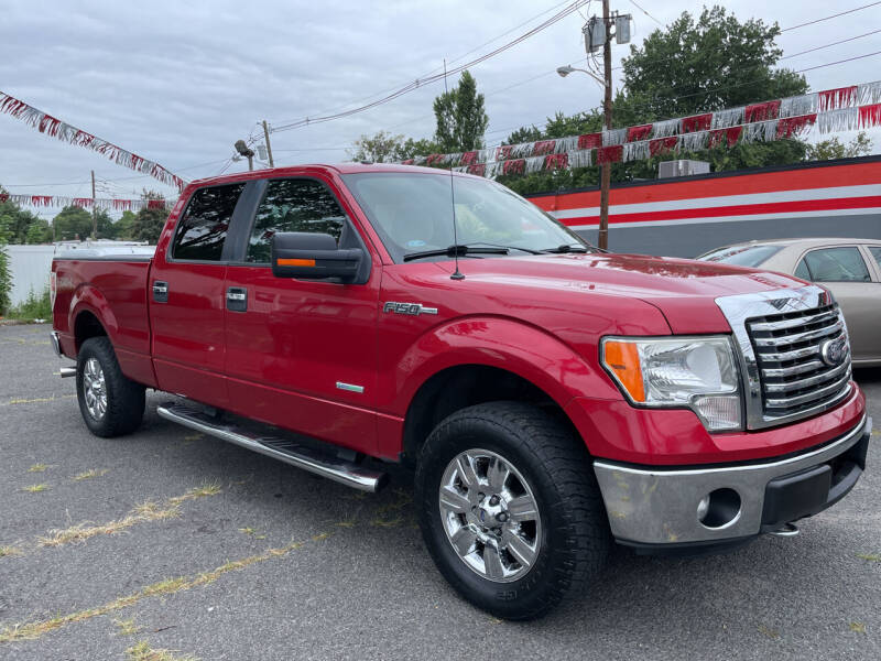 2012 Ford F-150 for sale at Car Complex in Linden NJ