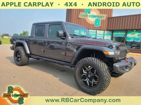 2020 Jeep Gladiator for sale at R & B Car Co in Warsaw IN