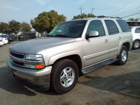 2005 Chevrolet Tahoe for sale at Larry's Auto Sales Inc. in Fresno CA