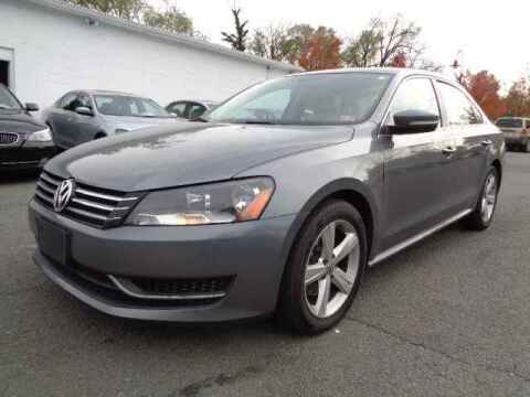 2013 Volkswagen Passat for sale at Purcellville Motors in Purcellville VA