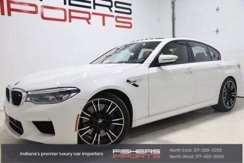 2018 BMW M5 for sale at Fishers Imports in Fishers IN