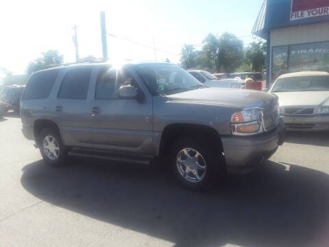 2006 GMC Yukon for sale at TTT Auto Sales in Spokane WA
