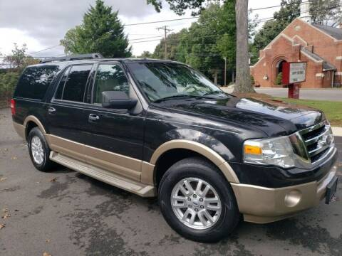 2013 Ford Expedition EL for sale at McAdenville Motors in Gastonia NC
