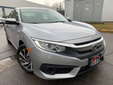 2018 Honda Civic for sale at JerseyMotorsInc.com in Teterboro NJ