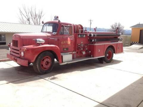 1957 International Fire Truck for sale at Haggle Me Classics in Hobart IN