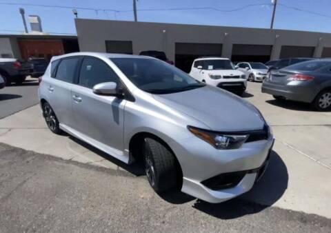 2018 Toyota Corolla iM for sale at Shamrock Group LLC #1 in Pleasant Grove UT