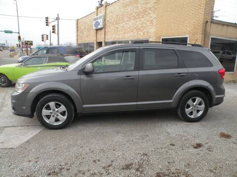 2012 Dodge Journey for sale at Kingdom Auto Centers in Litchfield IL