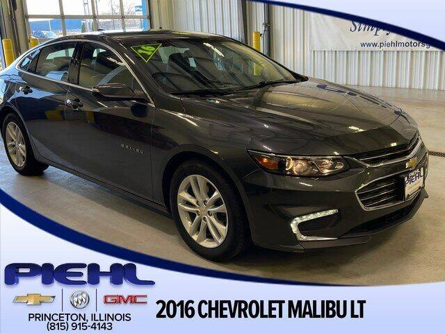 2016 Chevrolet Malibu for sale at Piehl Motors - PIEHL Chevrolet Buick Cadillac in Princeton IL