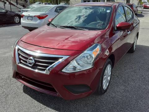 2018 Nissan Versa for sale at YOUR BEST DRIVE in Oakland Park FL